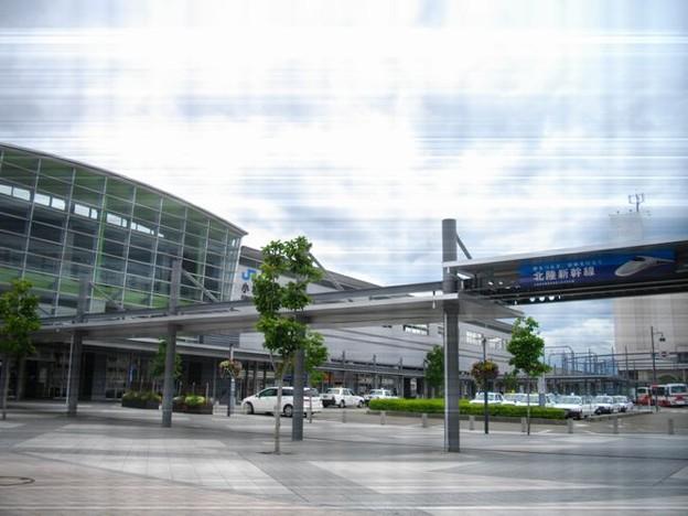 小松駅外観