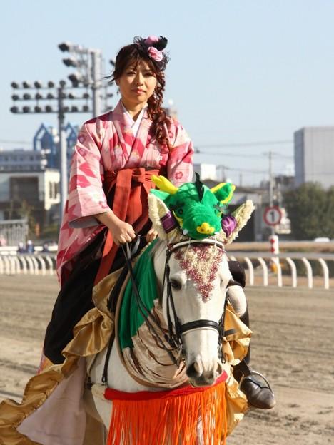 川崎競馬の誘導馬01月開催 辰Ver-120107-23-large