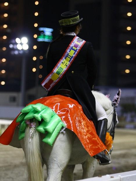 写真: 川崎競馬の誘導馬04月開催 川崎ジョッキーズC-120409-07-large