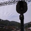 Photos: 勝興駅にて