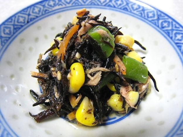 Photos: 芽ひじきとツナのサラダ…