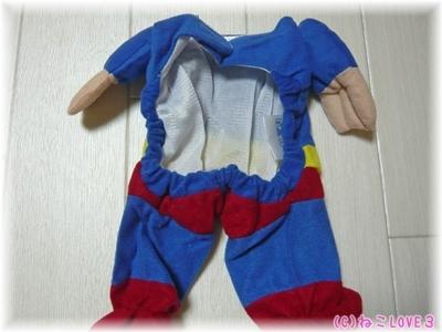 スーパーマンの服