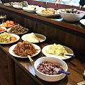 写真: 溝辺の物産館よこで~ろの角、郵便局の隣の韓国料理洪家苑。 #fb