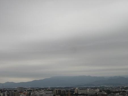 10月2日丹沢方面