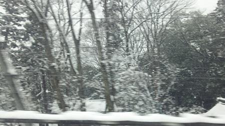 新幹線の車窓から、関ヶ原あたりかな1