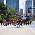 Photos: DSC_2362 近代都市を馬車が行く