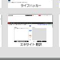 写真: Operaスピードダイヤル;エキサイト翻訳(サムネイル、拡大)