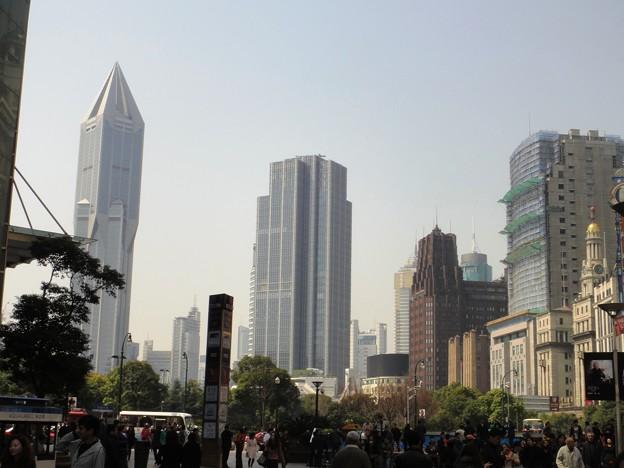 朝の南京東路6(上海)