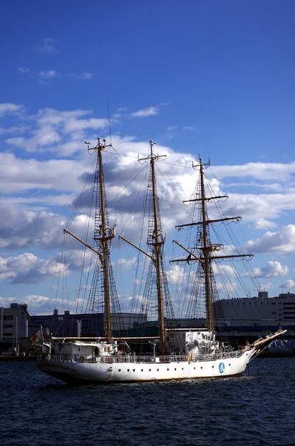 Photos: 帆船あこがれ号