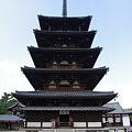 Photos: 法隆寺五重塔