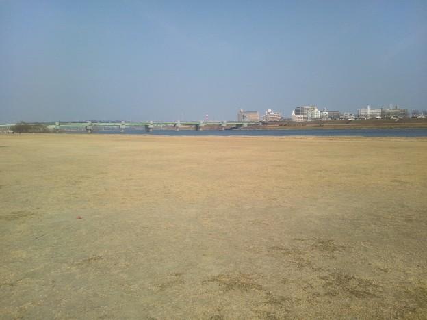 大淀川河川敷の公園3