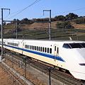 新幹線 300系 後追い
