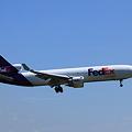 Narita International Airport FedEx MD-11F