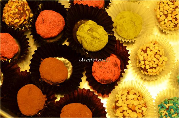 2012 Valentinechocolate・・・。