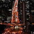 東京タワーからの夜景_5978