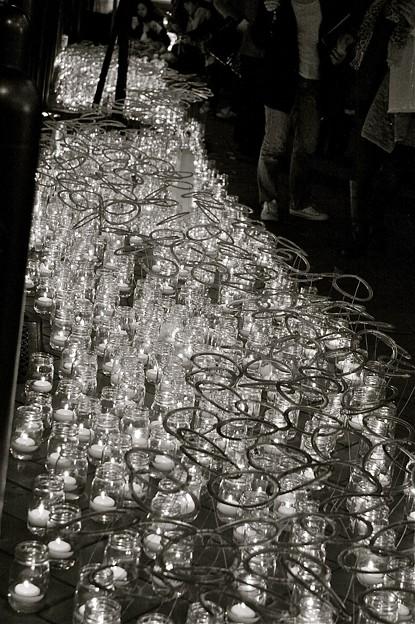 写真: CandleNight@大阪2010茶屋町_3618
