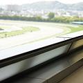 写真: 貴賓席からの眺め