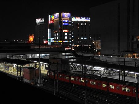 名古屋:金山総合駅夜景