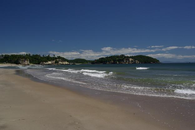 Photos: 静かな砂浜
