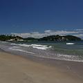 静かな砂浜