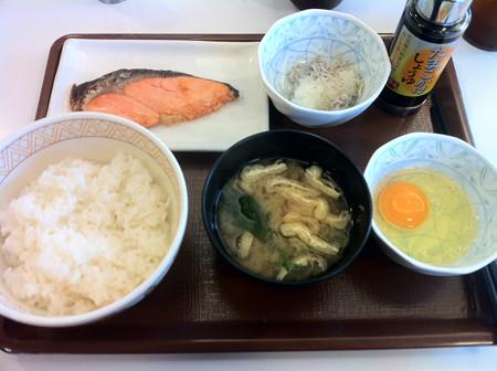 20120721朝食