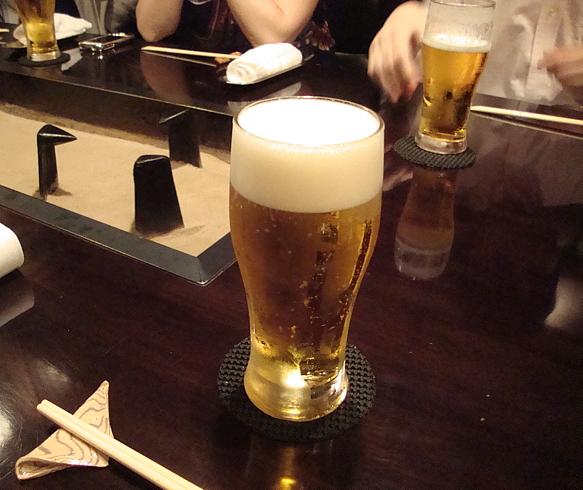 なか田,麦酒
