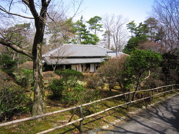 森鷗外・夏目漱石住宅