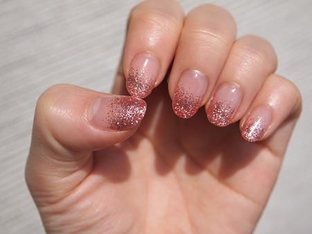 桜色ネイル