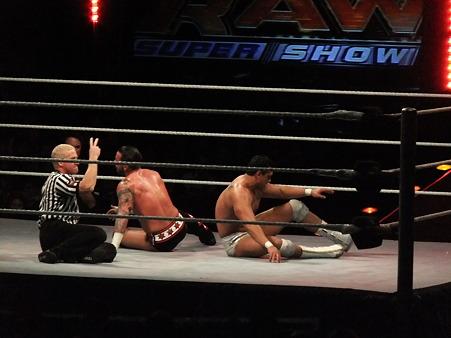 WWE RAW WORLD TOUR 2011 横浜アリーナ 20111130 (26)