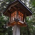 写真: 灯籠