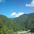 Photos: 折立橋~玉置山方向 #十津川