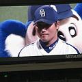 Photos: 平田 ヒーローインタビュー!