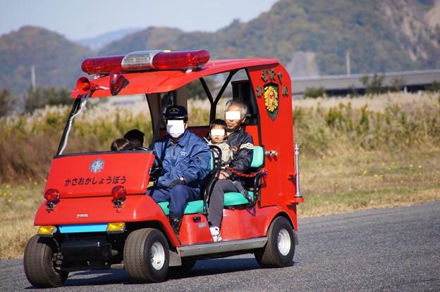 岡山県、笠岡市合同防災訓練 (6)