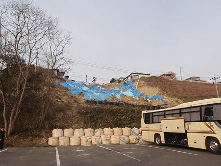 ローソン 山元町高瀬店 駐車場