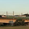 Photos: 9777レ EF64 1017+E233系グリーン車 4両