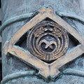 Photos: 井桁に結び付き抱き稲-本覚寺 (横浜市神奈川区高島台)