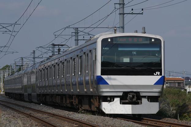 常磐線 E531系 K403 1384M