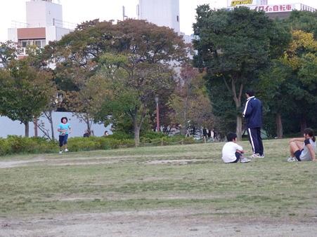 校内記録会(最終日)