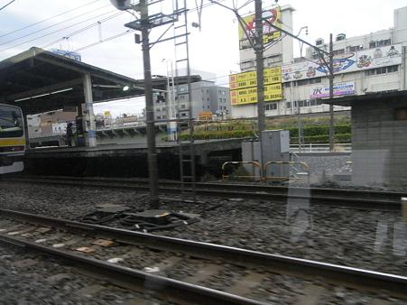 快速エアポート成田の車窓11