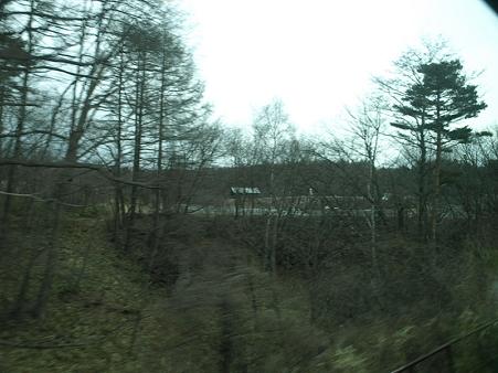 小海線キハE200の車窓22