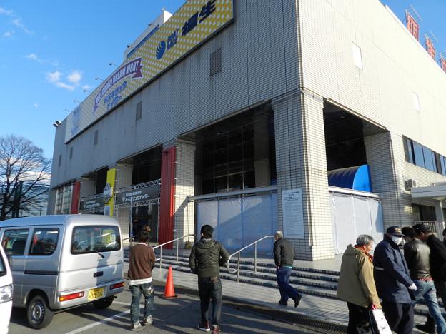 桐生競艇場ライブ