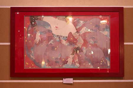 2012.03.12 ハノイ HILTON HANOI OPERA 絵画