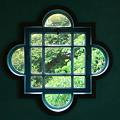 写真: 2011.06.12 山手 ベーリック・ホール  子度部屋の窓