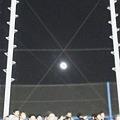 写真: 神宮、ライト側からのスーパ...