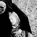 Skull in Black Robe