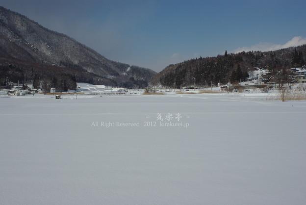 Photos: 雪原
