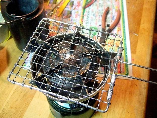 焼き網 ストーブ用
