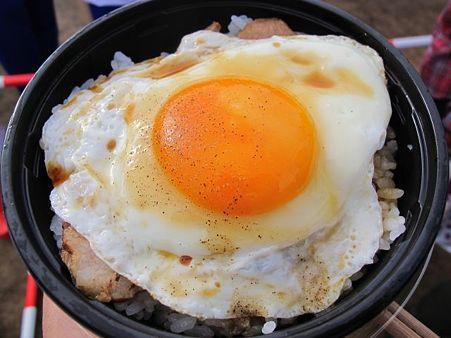 7 今治焼豚玉子飯
