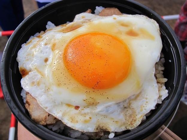 写真: 7 今治焼豚玉子飯