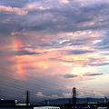 Photos: 虹を見たよ!